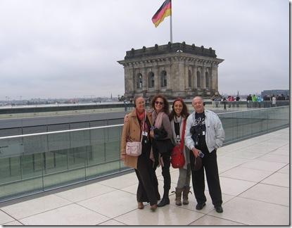 berlin rieuchstag foursome