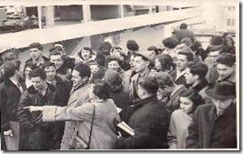 hanoar on boat to israel