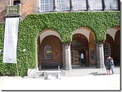 jewish museum no name on facade