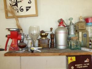 old utensils mizrachi