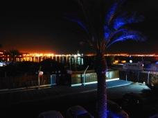 akaba eilat at night