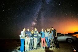 astronoms at mitzpe ramon