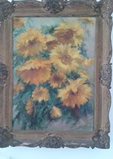 hedi sunflowers 1 -post 5 עותק