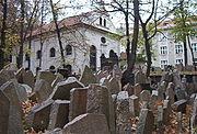 1old jewish cemetary in prague80px-Cimitero