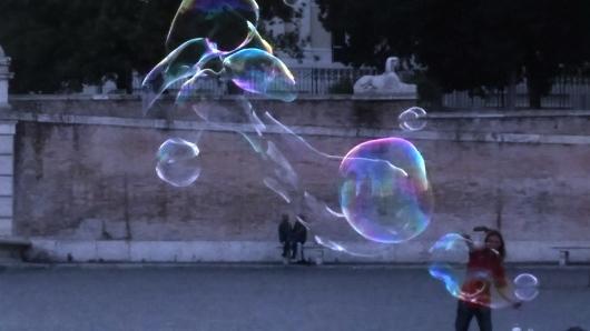 נ baloons at piazv de popolo20170505_195043