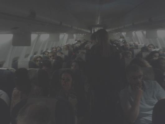 sardines on planeboing 737 - עותק