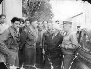 bg in landsbeg camp summer 1945 usham collection memorial musum u s a